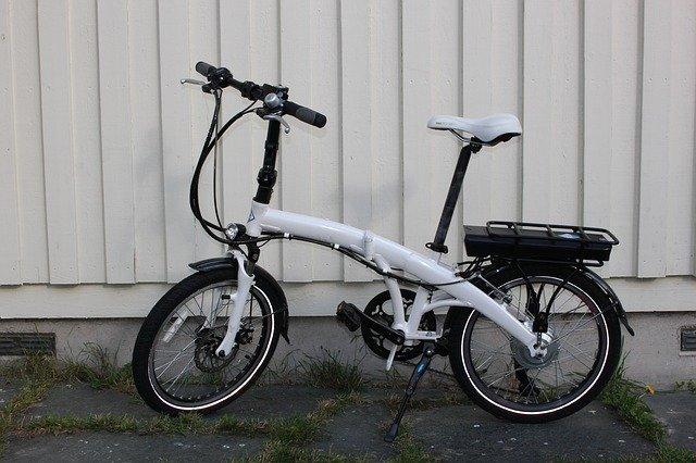 skládací kolo