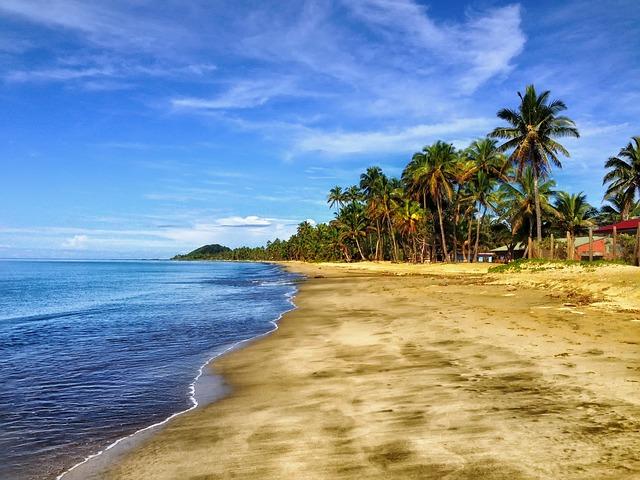 fidži beach