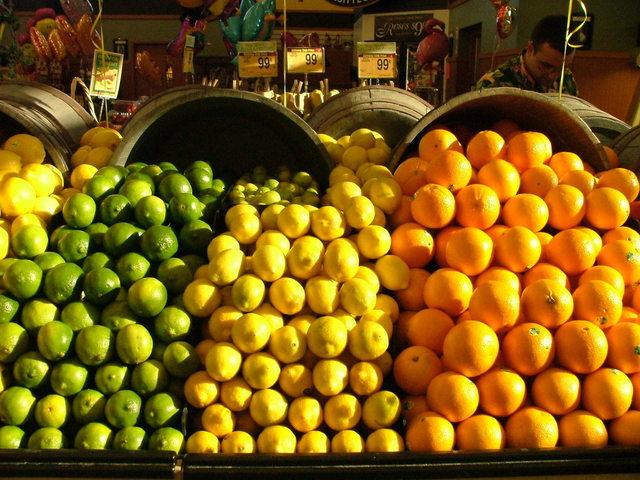 Zdroje vitamínu C