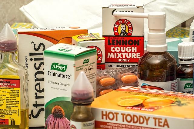 Pomocníci při chřipce