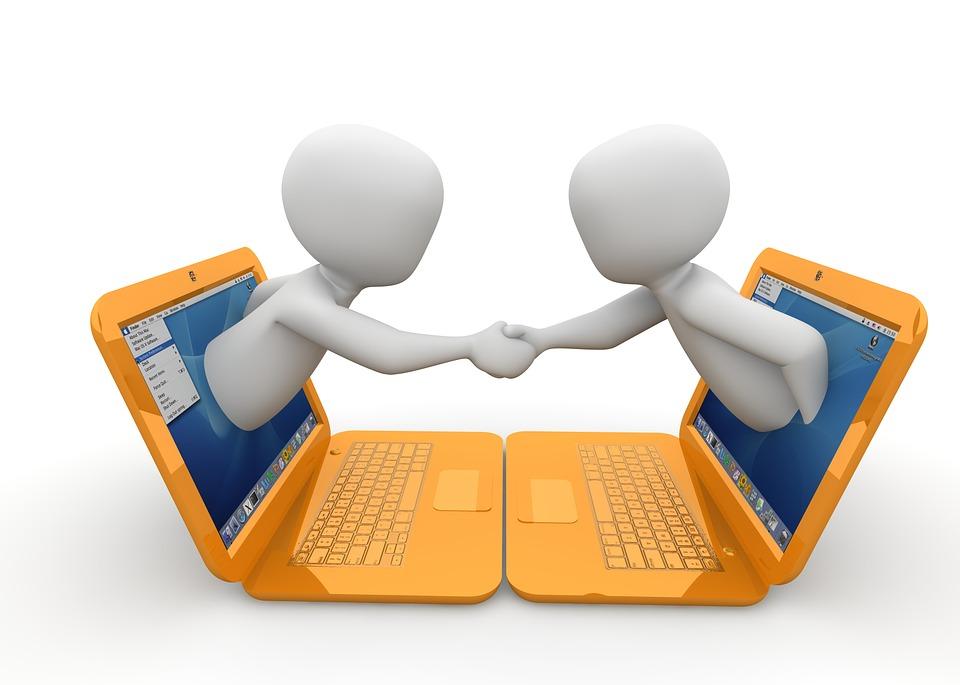 Proč je důležité mít na firemním webu uvedeny kontakty?
