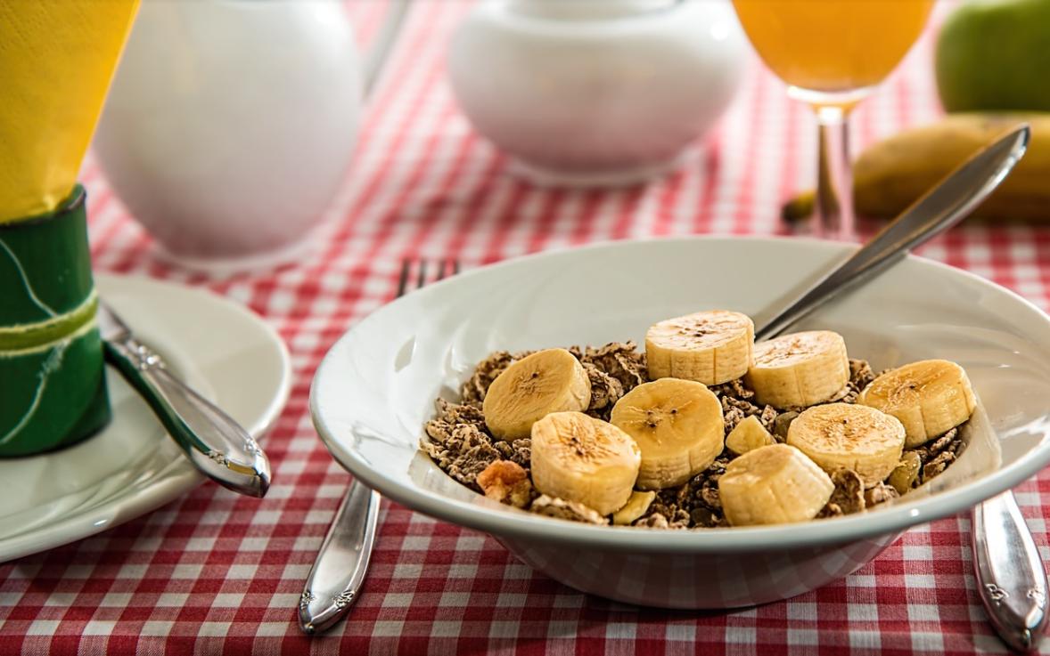 zdraví snídaně